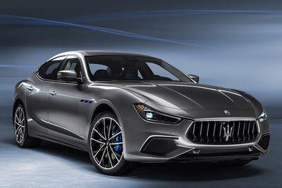 Maserati Ghibli (2021) - Foto