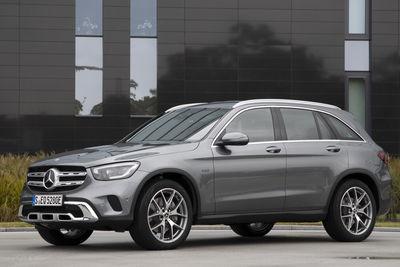 Mercedes-Benz GLC 300 e 4MATIC y GLC 300 de 4MATIC (2021) | Precios - Foto