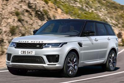 Land Rover Range Rover Sport | Actualización y precios - Foto