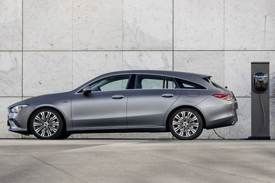 Mercedes-Benz CLA 250 e Coupé y CLA 250 e Shooting Brake (2020) | Precios - Foto
