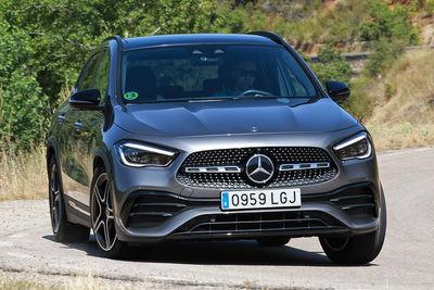 Mercedes-Benz GLA 200 d 8G-DCT | Prueba - Foto