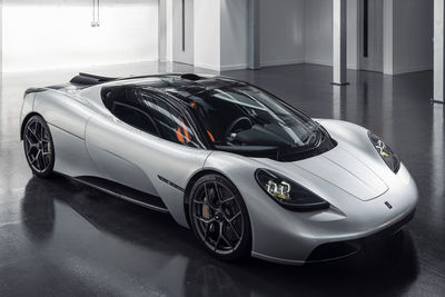 Gordon Murray Automotive T.50 (2022) - Foto