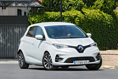 Renault ZOE R135 Batería 50 kWh | Prueba - Foto
