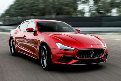 Maserati Ghibli Trofeo (2021) - Foto