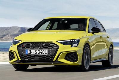 Audi S3 Sportback y S3 Sedan (2021) | Precios - Foto