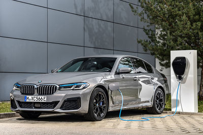 BMW Serie 5 híbrido enchufable (2021) - Foto