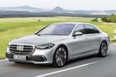 Mercedes-Benz Clase S (2021) | Primeras impresiones - Foto