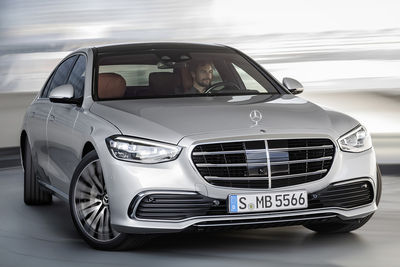 Mercedes-Benz Clase S (2021) | Precios - Foto