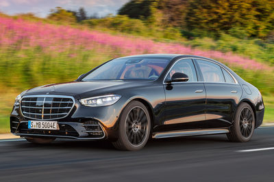 Mercedes-Benz S 580 e (2021) - Foto