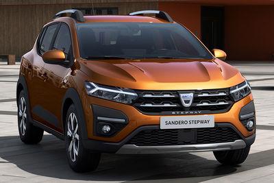 Dacia Sandero y Sandero Stepway (2021) - Foto