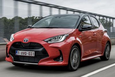 Toyota Yaris (2020) | Primeras impresiones - Foto