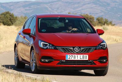Opel Astra 5p 1.2 Turbo 145 CV | Prueba - Foto