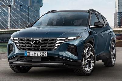 Hyundai Tucson (2021) | Precios - Foto