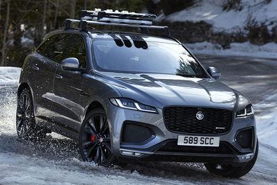 Jaguar F-PACE (2021) - Foto