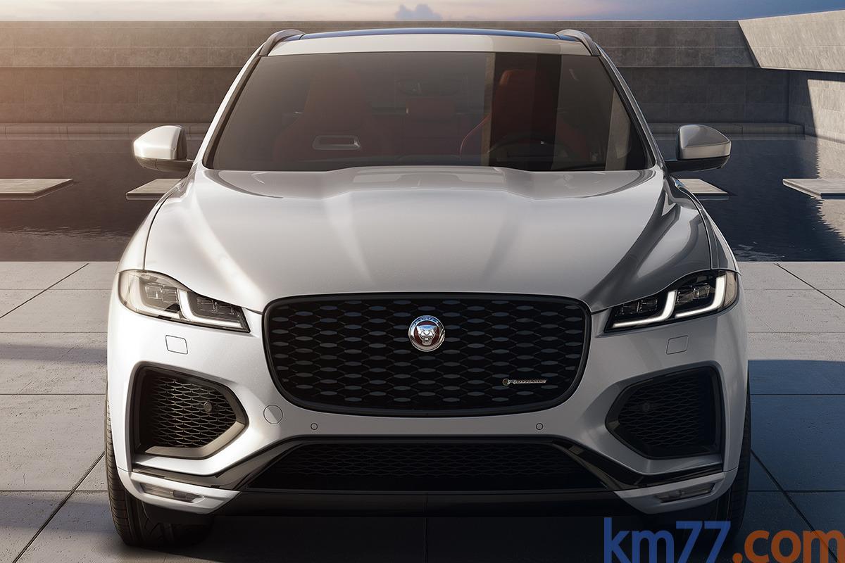 Fotos Exteriores - Jaguar F-PACE 2021 - km77.com