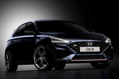 Hyundai i30 N (2020) - Foto