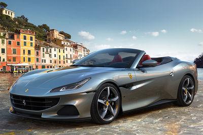 Ferrari Portofino M (2021) - Foto