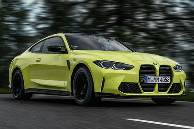 BMW M4 Competition (2021) - Foto