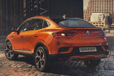 Renault Arkana (2021) - Foto