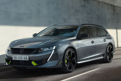 Peugeot 508 Sport Engineered (2021) - Foto