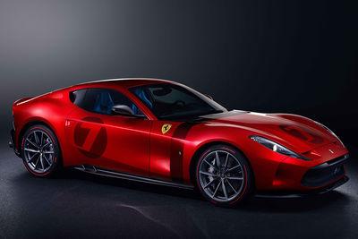Ferrari Omologata (2021) - Foto