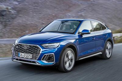 Audi Q5 Sportback (2021) | Precios - Foto