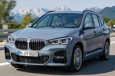 BMW X1 xDrive25e (2020) | Primeras impresiones - Foto