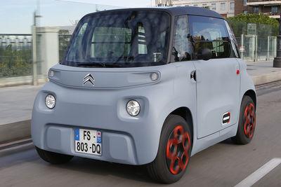 Citroën Ami (2020) | Primeras impresiones - Foto