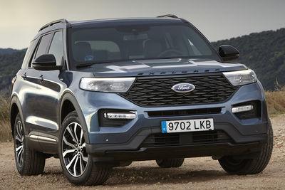 Ford Explorer 3.0 PHEV AWD (2020) | Primeras impresiones - Foto