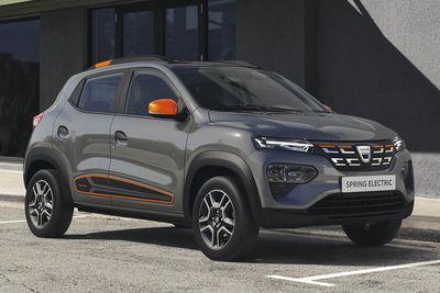 Dacia Spring (2021) - Foto