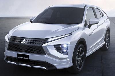 Mitsubishi Eclipse Cross PHEV (2021) - Foto