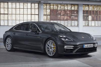Porsche Panamera 4 E-Hybrid y Turbo S E-Hybrid (2021) | Novedades - Foto