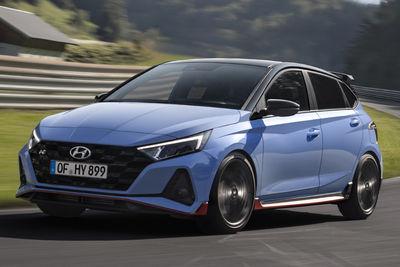 Hyundai i20 N (2021) - Foto