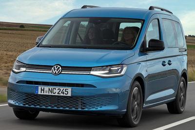 Volkswagen Caddy (2021) | Precios - Foto