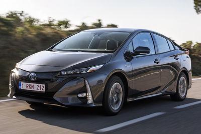 Toyota Prius Plug-in | Precio - Foto