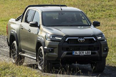 Toyota Hilux (2021) | Precios - Foto