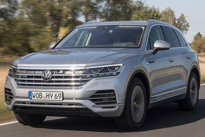 Volkswagen Touareg eHybrid | Precios - Foto