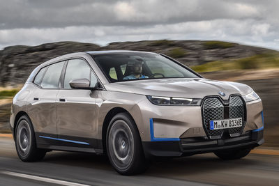 BMW iX (2022)   Precios - Foto