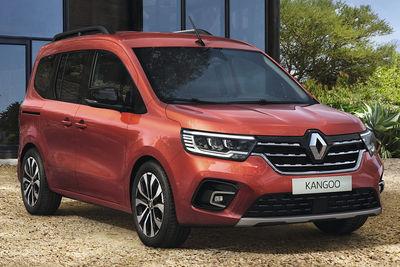 Renault Kangoo (2021)   Precios - Foto