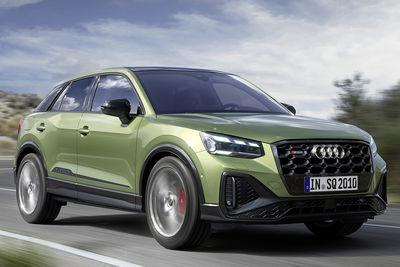 Audi SQ2 (2021) - Foto