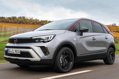 Opel Crossland (2021) | Primeras impresiones - Foto