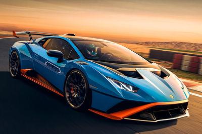 Lamborghini Huracán STO (2021) - Foto