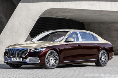 Mercedes-Maybach Clase S (2021) - Foto