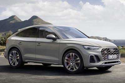 Audi SQ5 Sportback (2021) | Precio - Foto