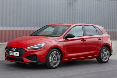Hyundai i30 5p (2020) | Primeras impresiones - Foto