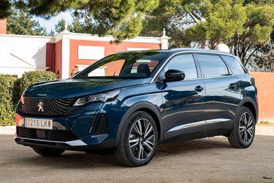 Peugeot 5008 (2021) | Primeras impresiones - Foto