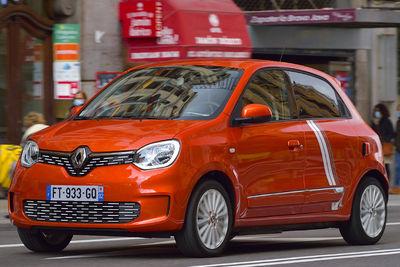 Renault Twingo Electric (2020) | Primeras impresiones - Foto
