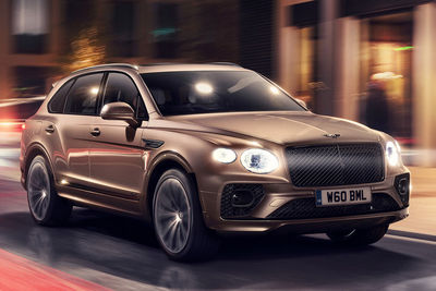Bentley Bentayga Hybrid (2021) - Foto