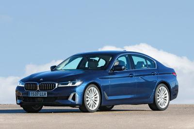 BMW 520d Berlina | Prueba - Foto