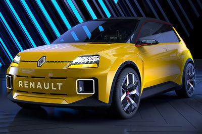 Renault 5 Prototype (prototipo) - Foto
